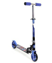 Spider Man 2 Wheel Scooter - Blue