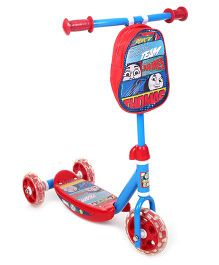 Thomas And Friends 3 Wheel Scooter - Blue And Red