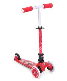 Disney Minnie Mouse Scooter Red - WDP0533