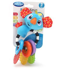 Playgro Koala Keys Teething Rattle Toy