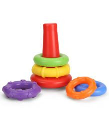 Playgro Rock N Stack - Multi Color