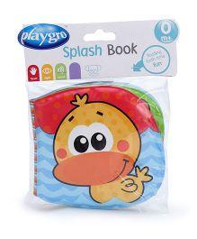 Playgro Girls Garden Bath Book