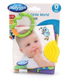 Playgro Baby's Little World Book