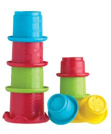 Playgro Stacking Fun Cups - Pack of 9