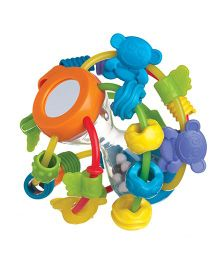 Playgro Play And Learn Ball-Parent - Multi Color