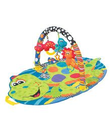 Playgro Dinosaur Playgym With Detachable Toys - Multi Color