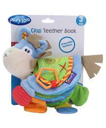 Playgro Teether book