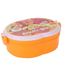 Angry Birds Lunch Box - Orange