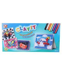 Toysbox Clay It - Van
