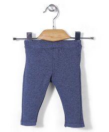 Mothercare Full Length Leggings - Denim Blue