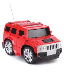 Playmate Mini Remote Controlled Race Car Toy - Red