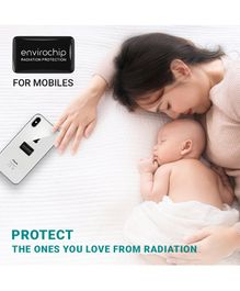 Envirochip Radiation Protector Chip For Mobile Phone - Black