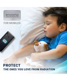 Envirochip Radiation Protector Chip For Mobile Phone - Silver