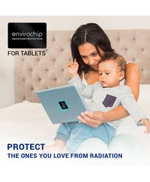 Envirochip Radiation Protector Chip For Tablet - Black