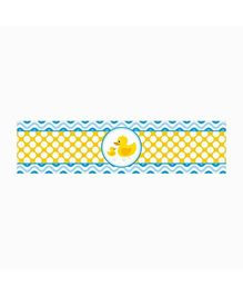 Prettyurparty Rubber Ducky Baby Shower Wrist Bands