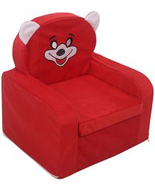 Lovely Smart Kids Sofa - Red