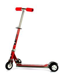Flyers Bay Ultra Durable Big Wheel Scooter - Red