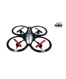 The Flyer's Bay Hoten X Mini Drone Quadcopter 2.0 With Blade Protection And LED Lights - Multicolor