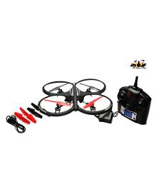 The Flyer's Bay  Remote Controlled X-Drone Evolution 2.4 Ghz With Camera - Multicolor