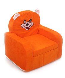 Lovely Smart Kids Sofa - Orange