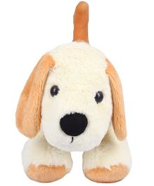 Ultra Standing Dog Soft Toy 17 Inches - White