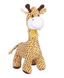 Kuddles Ultra Standing Giraffe Soft Toy - Beige