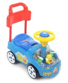 Kids Zone Baby Ride On (Color May Vary)