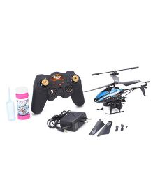 Modelart Remote Controlled Helicopter With Bubble Blower