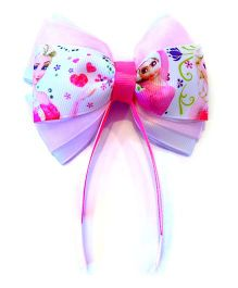 Keira's Pretties Bow Hair Clip - Pink
