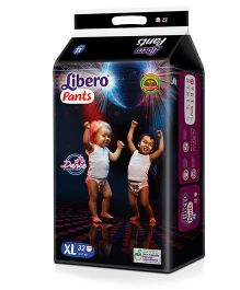 Libero Pant Style Diapers Extra Large - 32 Pieces