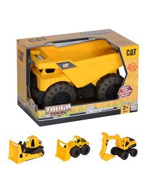 CAT Mini Workers New - Yellow