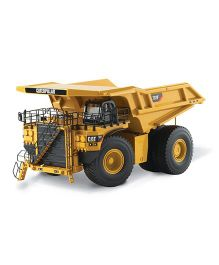 CAT Die Cast Metal Machines  2 Asst Toy - Yellow