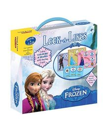 Sterling Disney Frozen Look-A-like Card Game