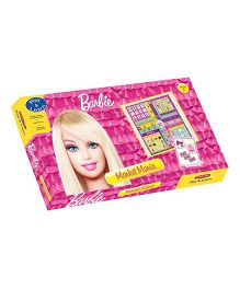 Sterling Barbie Market Mania Board Game
