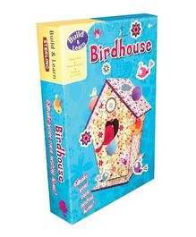 Sterling Build And Learn Bird House
