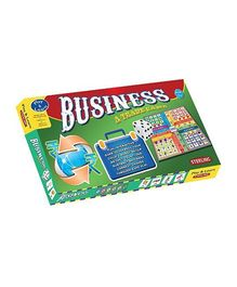 Sterling Play N Learn Business Board Game