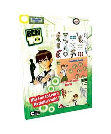 Sterling My Fun to Learn Activity Pack Ben 10