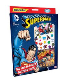 My Fun to Learn Activity Pack Superman