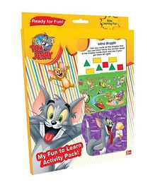 My Fun to Learn Activity Pack Tom And Jerry
