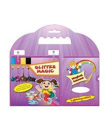 Sterling Butterfly Glitter Magic