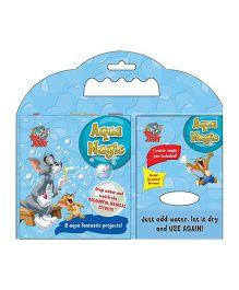 Sterling Aqua Magic - Tom And Jerry