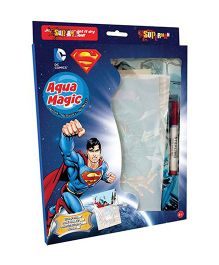 Sterling Aqua Magic - Superman