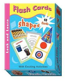 Sterling Flash Cards - Shapes