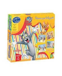 Sterling Tom & Jerry Puzzle - Slide And Play