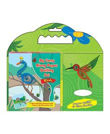 Sterling My Carry Along Paper Quilling Set - Birds