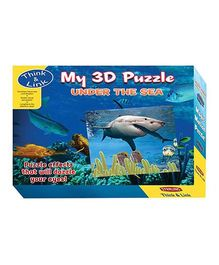 Sterling My 3D Puzzle - Under The Sea