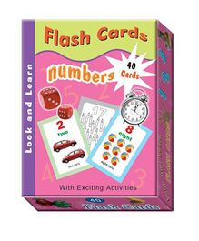 Sterling Flash Cards - Numbers