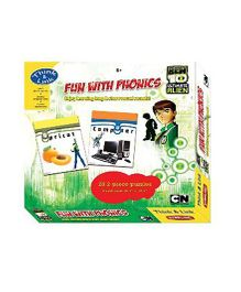 Sterling Ben 10 Fun With Phonics