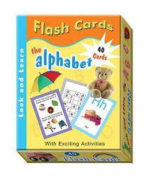 Sterling Flash Cards - Alphabet