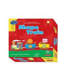 Sterling Shape Train Puzzle - 22 Pieces